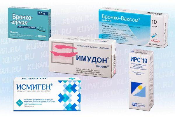 Лизаты бактерий в таблетках — за и против